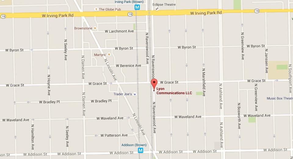View larger map at Google Maps